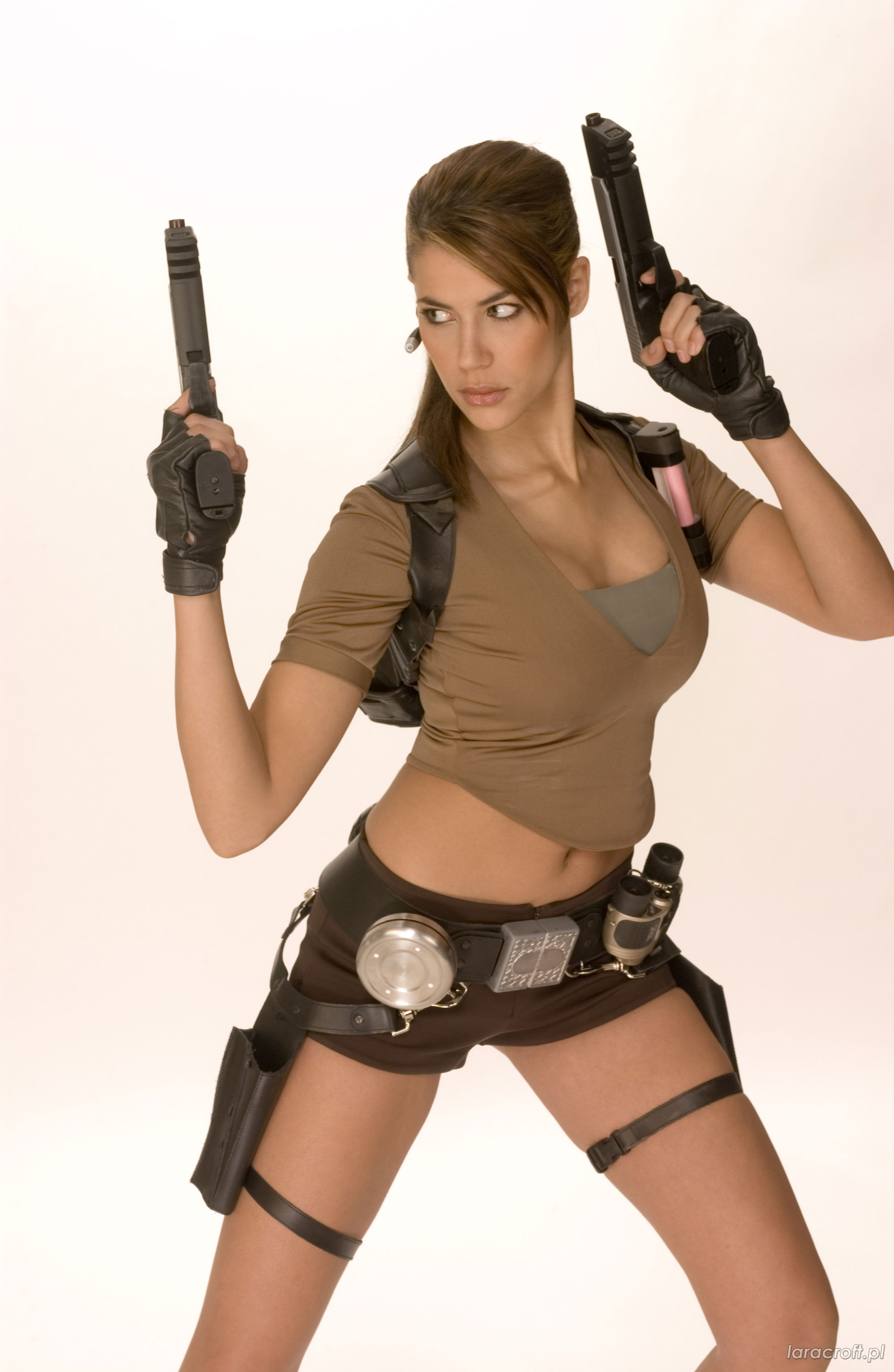 Lara croft fake sexy pic